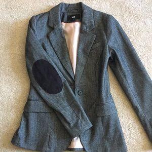 Herringbone H&M blazer